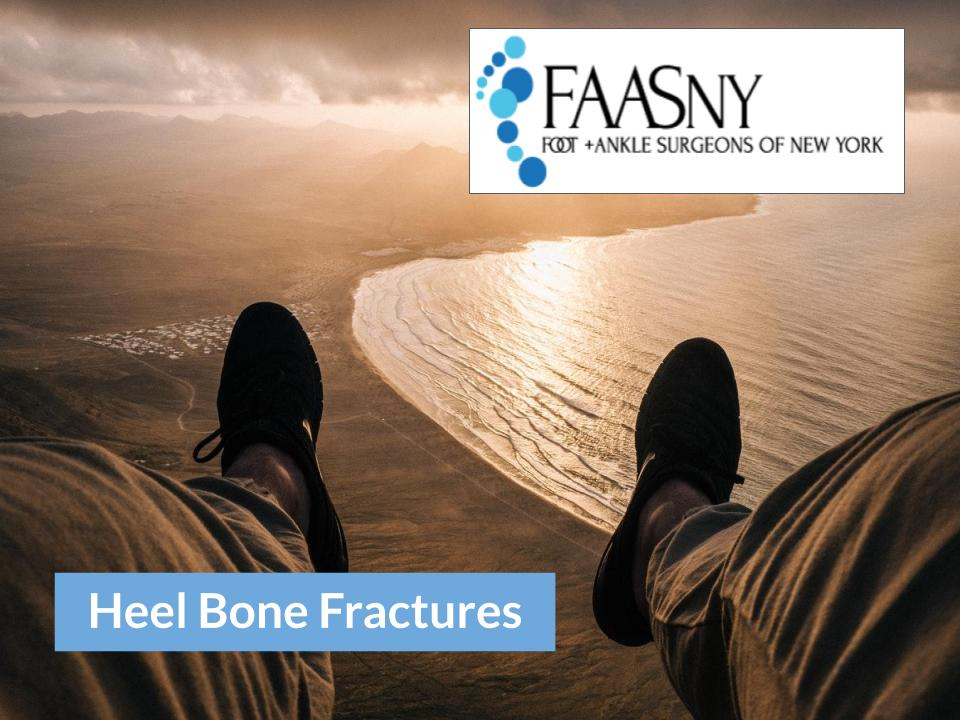 Best Foot Surgeon in NYC | Foot and Ankle Surgeons of New York