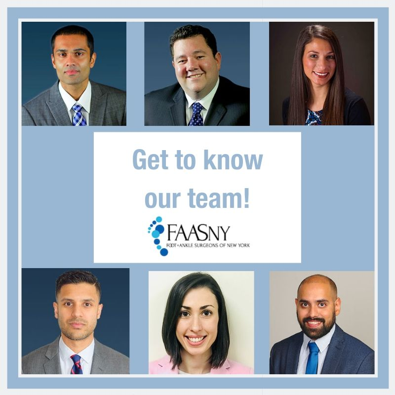 The FAASNY Staff