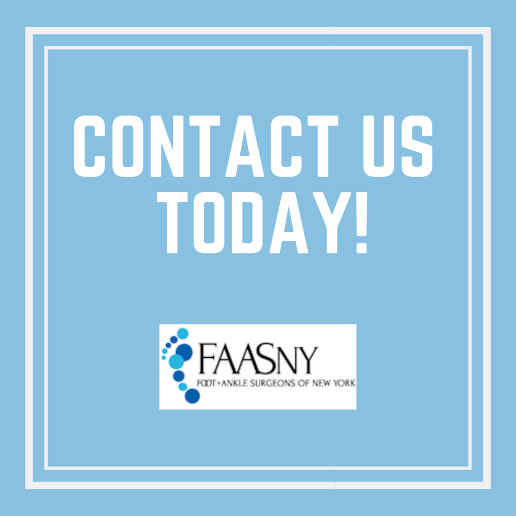 Contact our Long Island Podiatrist