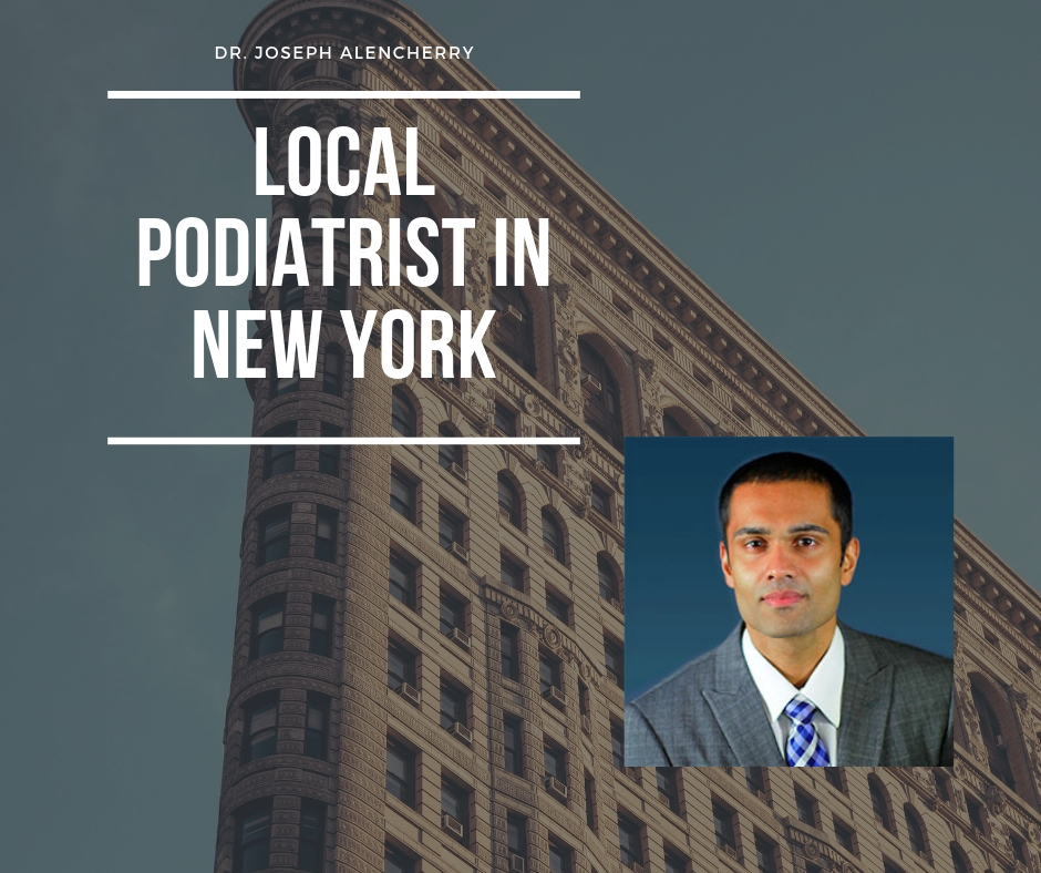Local Podiatrist in New York