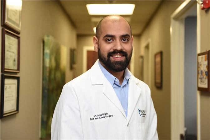 Dr. Anuj Gogna
