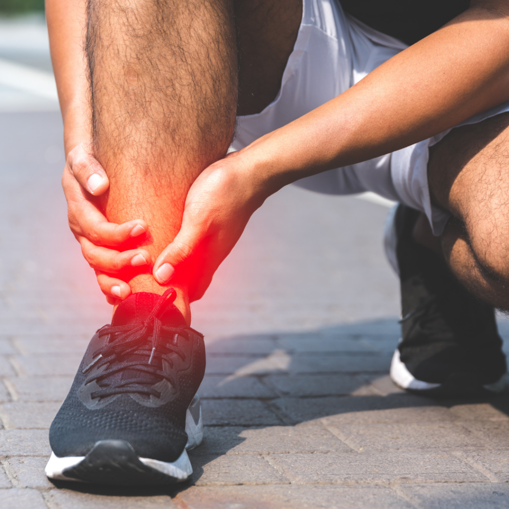 What Are The Most Common Ankle Injuries? | Foot and Ankle Surgeons of New York