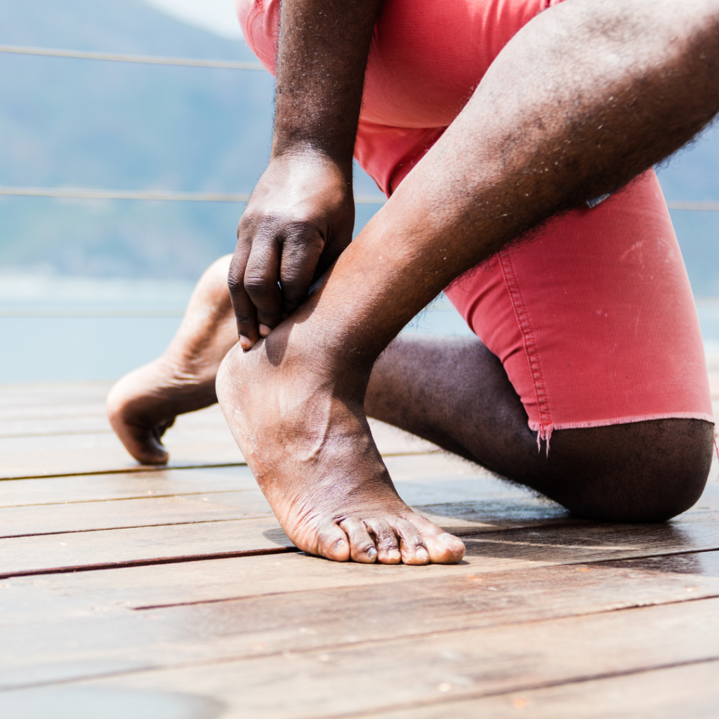 How Is Achilles Tendonitis Treated?   Foot and Ankle Surgeons of New York